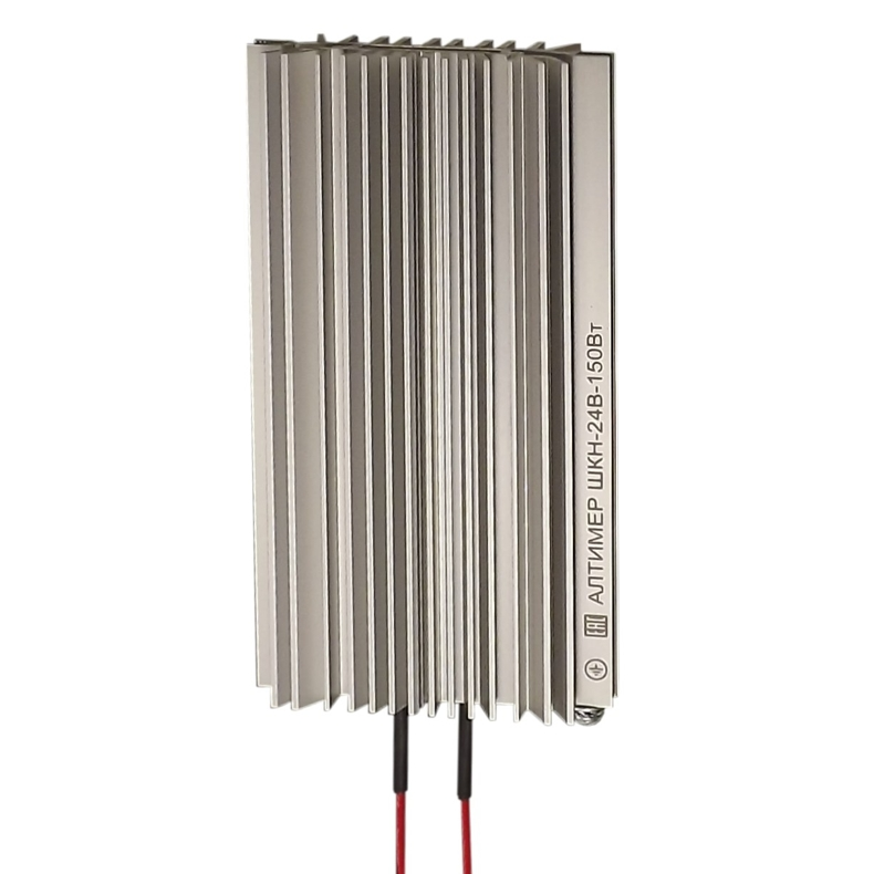 Шкафной щитовой конвекционный нагреватель ШКН-ПТ напряжением 24В