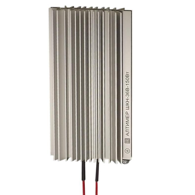 Шкафной щитовой конвекционный нагреватель постоянного тока ШКН-ПТ 36В